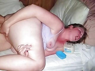 Adult bbw getting fisted