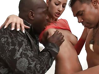 Huge Monster Cocks And They're Black - double penetration