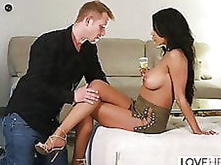 LoveHerFeet - Nia Nacci's Party Hookup With Bill Bailey