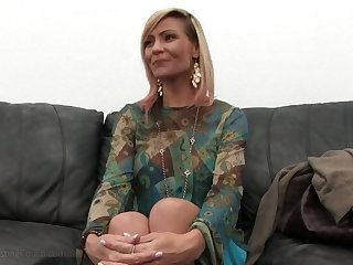 MILF Mom Chloe Anal and Cum Facial Audition