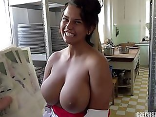 Mega Clit & Knockers POINT-OF-VIEW! - Babe