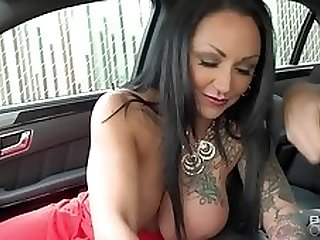 Act With Big-Titted COUGAR - PornGem