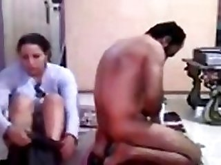 hot arab couple fucking