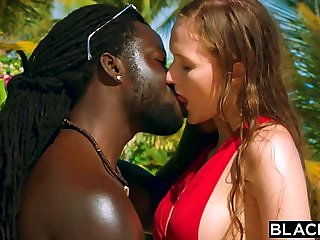 BLACKED His wife cuckolds him on her Interracial Caribb...