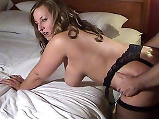 Mature Fucks Husband In A Hotel