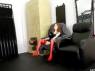 Fucked And Ruined Strapon Femdom Milking Sissy Compilation