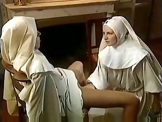 nun fucked and fisting