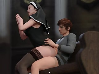 (JSC) LUST EPIDEMIC - VERSION 7707 (PT 24) - Popped the Nuns Cherry