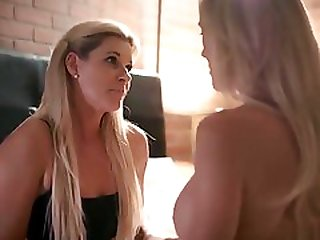 SweetheartVideo - India Summer, Brandi Love A Steamy Night-full