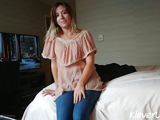 Business Work Trip Turns into A cheating Wife with Hott Sex and A Shower