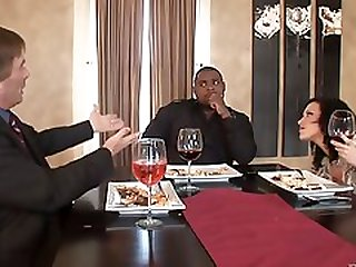 Wife Seeks Sexual Fullfilment And Gets Fucked - Interracial Porn