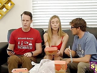 Big Bang - Leonards Pissed And Sheldon Creampies Penny