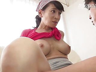 Rei Kitajima :: Clean Up his body 2 - CARIBBEANCOM