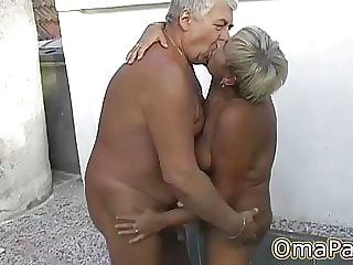 OmaPasS Compilation of Old Amateur Granny Videos