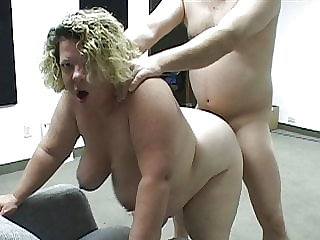 I GAPED YOUR HUGE TIT BIG BUTT BBW GRANDMAS ASS HOLE