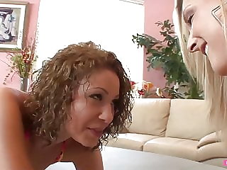 Cuckold Wife sharing her husband with best friend