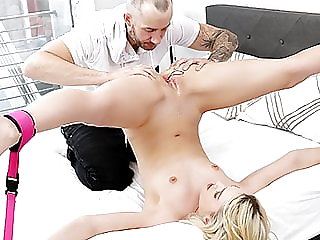 PASSION-HD Submissive Blonde Needed The Right Touch