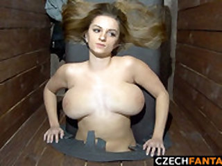 Big Orgy In Glory Hole Room