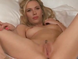 Scarlett Johansson nude video